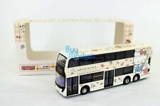 80M Model Sanrio Hello Kitty Scale 1/64 Pull-Back Bus Toy Limited Edition HK