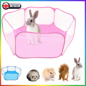 Pet Play Portable Puppy Dog Cat Cage Durable Fabric Tent Baby Foldable Captive U