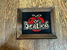 "The Beatles Vintage Carnival Mirror - 5"" x 6"" Apple"