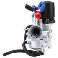 Carburador de Ciclomotor de 19 Mm para 2 Tiempos Piaggio Zip para Yamaha Jo A3W4