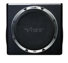 "Vibe Blackair C12-V6 Bass Box 8"" subwoofer with 12"" passive subwoofer in box"