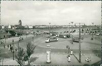 Ansichtskarte Mannheim Partie bei der Kurpfalzbrücke  (Nr.968)