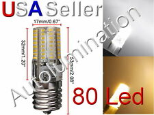 E17 LED Microwave Appliance Light Bulb Lamp 120vac Replaces 25T8N 423878 Bosch