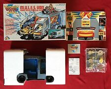 Vintage 1986 BIONIC SIX M.U.L.E.S. VAN LJN TOYS RARE NEW IN OPEN BOX