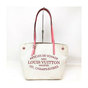 Louis Vuitton LV Hand Bag M94505 Cavas PM  Pinks coril canvas 2301872