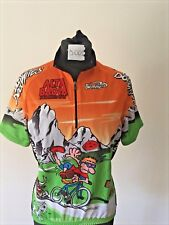 Maglia ciclismo biemme shirt cycling trikot jersey maillot alta badia vintage