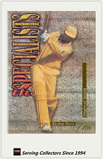 1996 Futera Cricket Elite Series The Specialist Foil Card TS4-- MARK TAYLOR