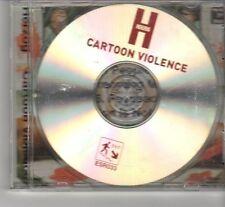 (FR500) Herzog, Cartoon Violence - CD