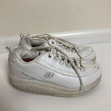 Skechers Shape Ups Work Womens Size 6 Sneakers Slip Resistant Shoes