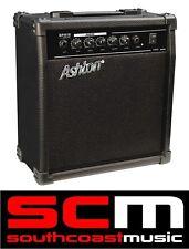 ASHTON BA18 18 WATT ELECTRIC BASS GUITAR OR ELECTRONIC DRUMKIT AMPLIFIER AMP NEW