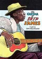 Tom Feldmann Blues Guitar Of Skip James 2 DVD SET NEW!