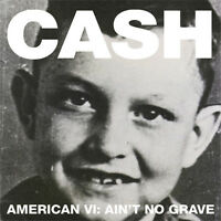 Johnny Cash - American VI: Ain't No Grave [New CD] Digipack Packaging