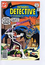 Detective Comics #468 DC Pub 1977