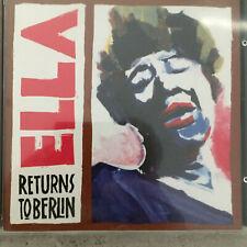 ELLA FITZGERALD: Ella returns to Berlin - Live (CD Verve 837 758-2 / NM)