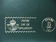 COLECCIÓN DE 100 SOBRES PRIMER DIA DE CIRCULACION, SELLOS DE ESPAÑA 1992 TO 1995