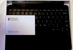 Microsoft KCM-00025 Surface Go Type Cover - Black Backlit
