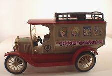 IBI Spain Bus Ford Super Guagua ancien en plastique 28 cm