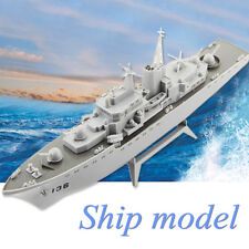 1:480 Scale Plastic Destroyer Ship Boat Battery Home Model Gift Toy w 130 motor