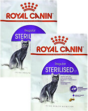 Royal Canin Sterilised 37 Katzenfutter für kastrierte Katzen 20 kg (2 x 10 kg)
