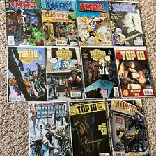 TOP 10 America's Best Comics ALAN MOORE Lot of 11 Comics Includes #1