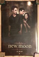 Movie Poster The Twilight Saga New Moon - Edward, Jacob, and Bella