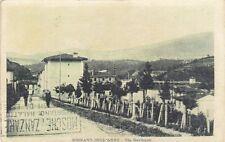 * RIGNANO SULL'ARNO - Via Garibaldi 1926