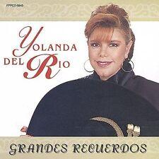 Del Rio, Yolanda : Grandes Recuerdod CD