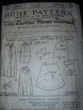 RARE - 1905 LADIES HOME JOURNAL #2881 - GIRLS RED RIDING HOOD CLOAK PATTERN  12