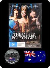 The Other Boleyn Girl (DVD) Region 4- Scarlett Johansson - Eric Bana - BIOGRAHPY