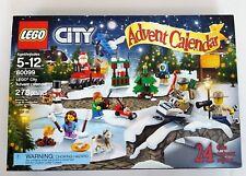 LEGO CITY 2015 Christmas ADVENT CALENDAR #60099 Building Kit NEW SEALED in BOX