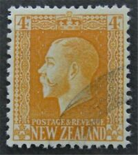 nystamps British New Zealand Stamp # 150 Used $58   L23x3098