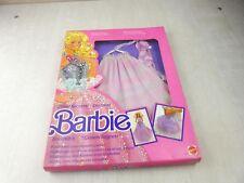 Poupée Barbie robe, Jewel Secrets Diamant, Romantik Gioielli Segreti Mattel 1986