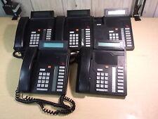 Lot of 5 Meridian Northern Telecom Nortel Phones NT9K08AC03 FREE SHIP