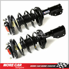 2 Pair Front Complete Shock Absorber Strut Spring fit for 02-03 MAZDA PROTEGE5