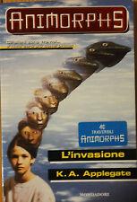 L'invasione - Applegate - Mondadori,1998 - R