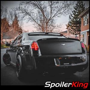 Rear Trunk Lip Spoiler (Fits: Chrysler 300 2011-on) SpoilerKing Duckbill 380LC