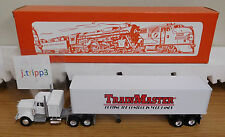 LIONEL DEALERS TMCC TRAINMASTER TRACTOR TRAILER TRUCK INTERMODAL O GAUGE TRAIN