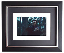 Nick Moran SIGNED 10x8 FRAMED Photo Autograph Display Harry Potter AFTAL & COA