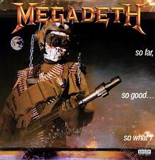 Megadeth - So Far So Good: So What [New Vinyl] Ltd Ed, 180 Gram
