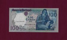 PORTUGAL 100 ESCUDOS 1984 P-178 UNC