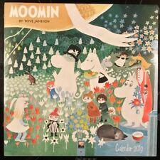 Mooning By Rove Hanson  Wall Calendar 2019