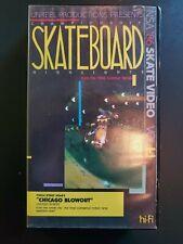 Nsa 86 Skate Video Vol. 5. Vision Street Wear Chicago Blowout Vhs skateboard