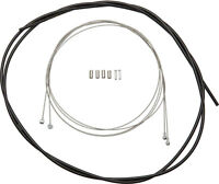 SHIMANO STANDARD  ROAD/MTB BIKE BICYCLE BLACK BRAKE CABLE KIT W/ HOUSING
