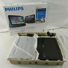 """Philips 9"""" Portable DVD Players PD9016/37 In-Car Travel Screen"""