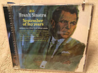 Frank Sinatra September of My Years -Crooner CD 98 Reprise Playgraded