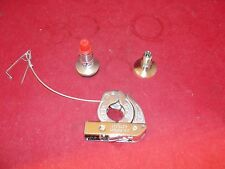 Pfeiffer PM Z01 318 Sealing Gas Throttle W/ O-ring Connector and C clamp NEW