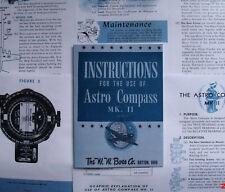 Astro compass Boes. Operating Handbook.