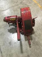 IR Vintage Pneumatic Pipe Drill Steel Cutter Grinder Machine Model 500