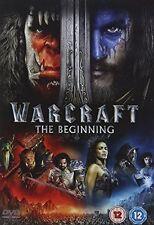 Warcraft The Beginning R2 4 & 5 DVD UV in Hand Immediate DISPATCH