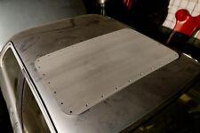 BMW E30 Sunroof Delete Aluminum Panels Skins Race Track Car Cards